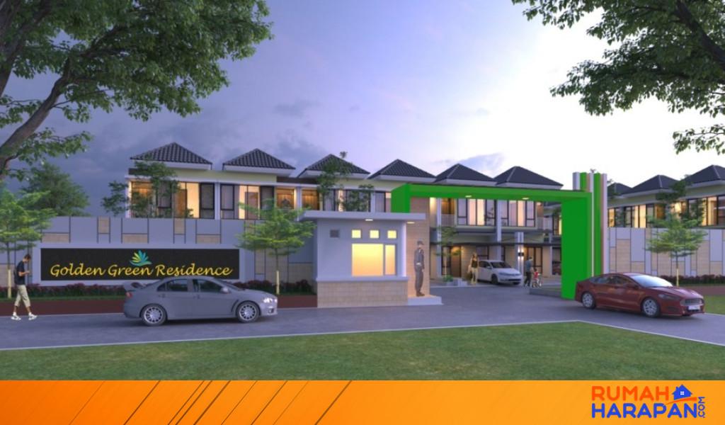 Golden Green Residence Pamulang Tangerang Selatan