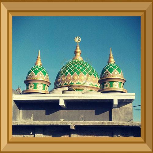 harga kubah masjid sidoarjo